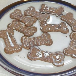 Carob Cookies for Dogs Recipe