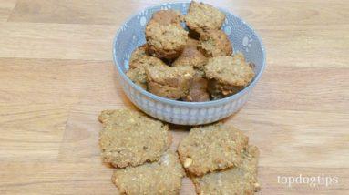 Recipe: Peanut and Honey Dog Treats