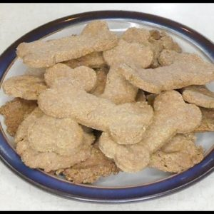 Simple Dog Treats with Only 4 Ingredients