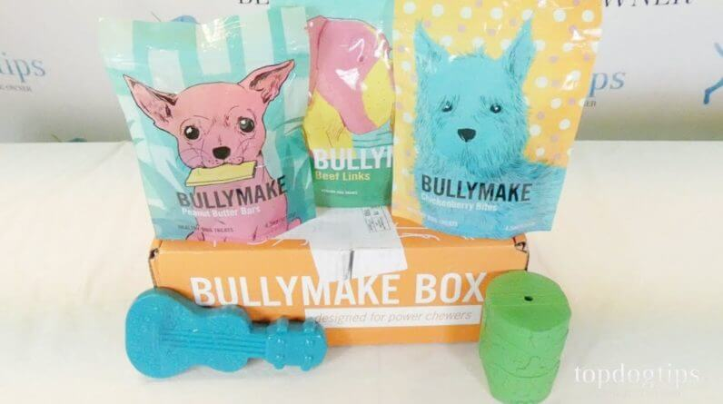 April 2021 Bullymake Box Unboxing