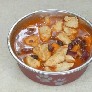 Chicken and Beans for Dogs with Digestive Concerns