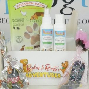 Rusty's Box Dog Subscription Box Review