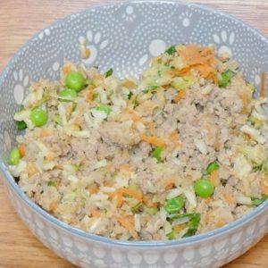 Recipe: Turkey Casserole for Dogs
