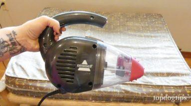 Review: Bissell Pet Hair Eraser Handheld Vacuum