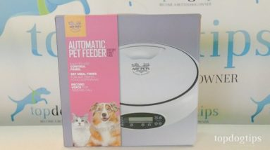 Arf Pets Automatic Pet Feeder Giveaway