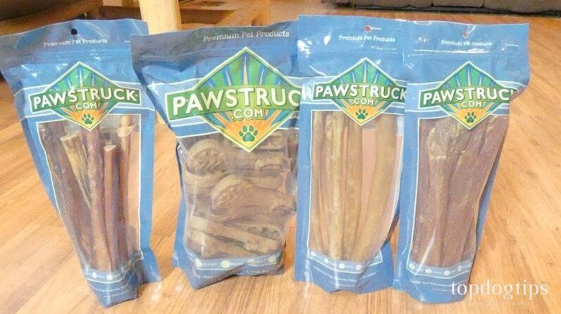 Review: PawStruck All Natural Dog Chews