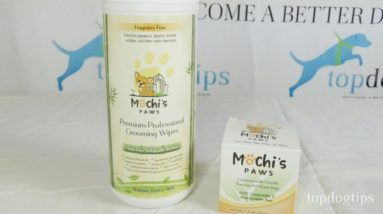 Review: Mochi's Paw Dog Wipes and Waste Bags